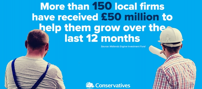 Over 150 local firms have benefited from the scheme